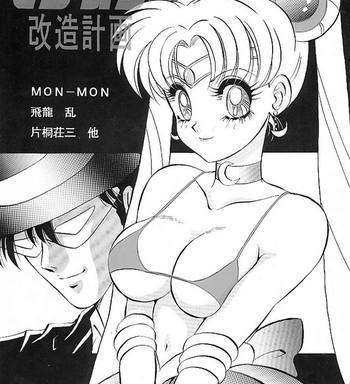 sailor moon kaizou keikaku cover