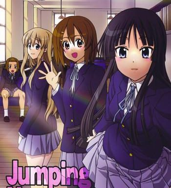 jumping now cover