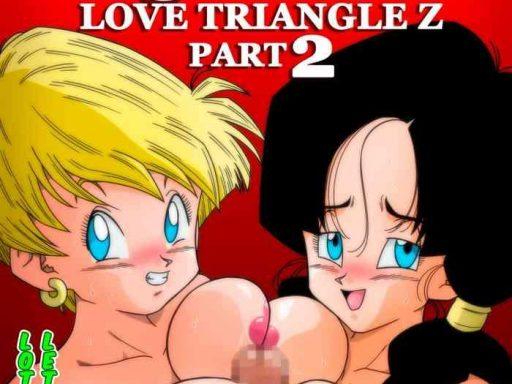 yamamoto love triangle z part 2 takusan ecchi shichaou love triangle z part 2 let x27 s have lots of sex dragon ball z english decensored cover