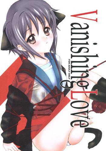 vanishing love cover